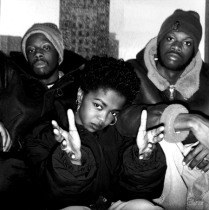 Fugees 1-28-1994 NYC